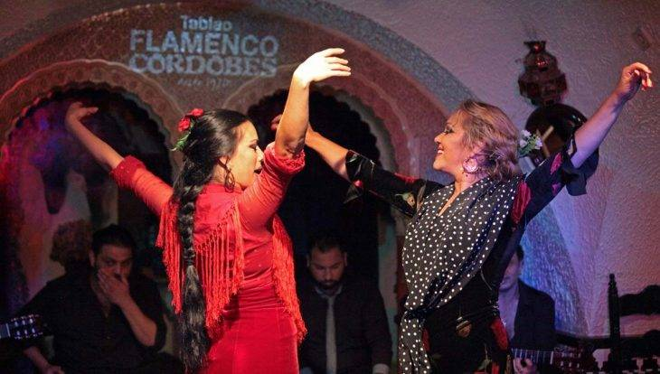 spectacle de flamenco au tablao Cordobé