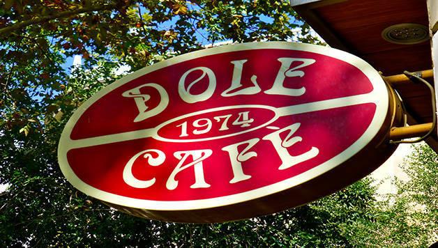 dole-cafe-sign