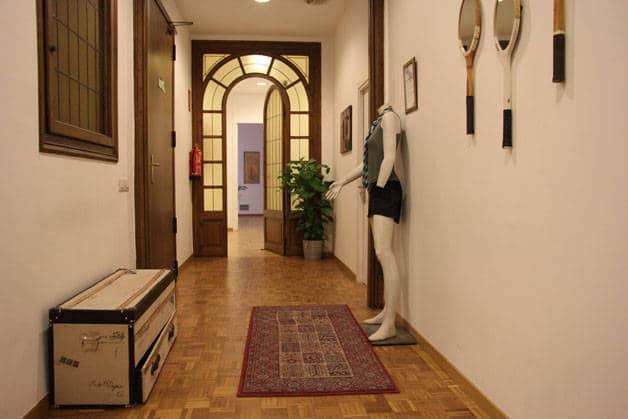 the Hipstel corridor