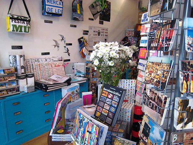 wawas barcelona shop interior