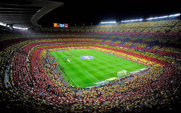 Barça camp nou
