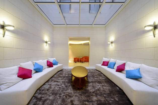 Hôtel Indigo lounge