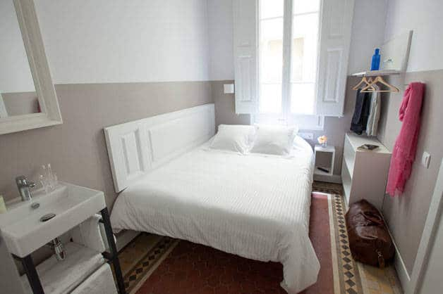 EcoZentric double room