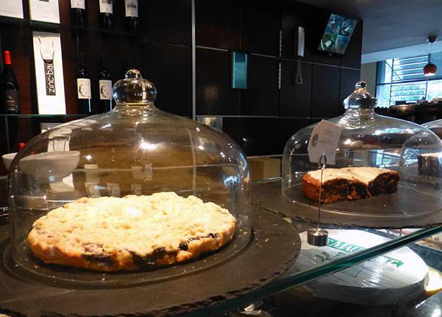 Villa Emilia desserts