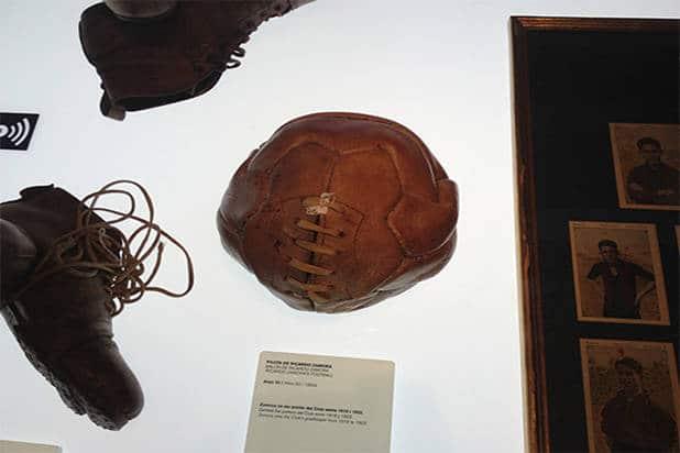 Gallery museum FC Barcelona