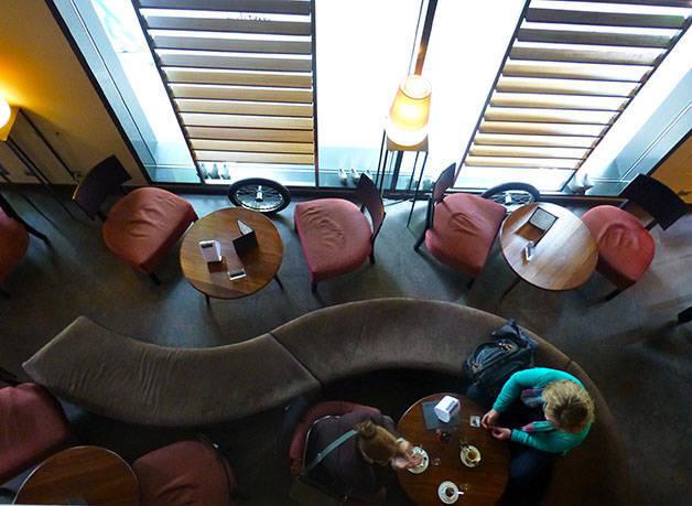Villa Emilia Lounge