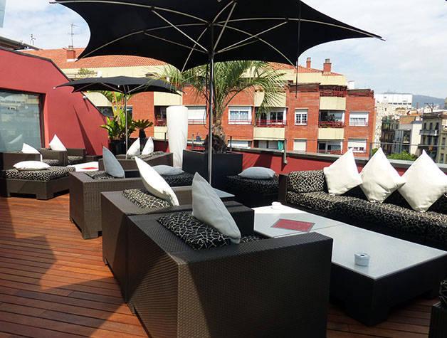 Villa Emilia terrace