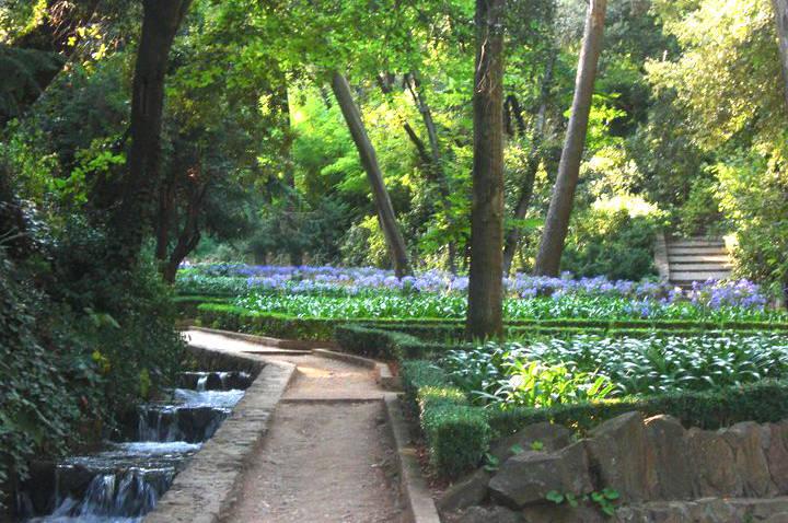 horta lanyrinth park garden