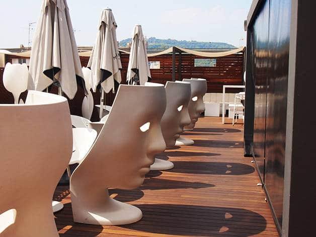 hotel terraces hotel espanya