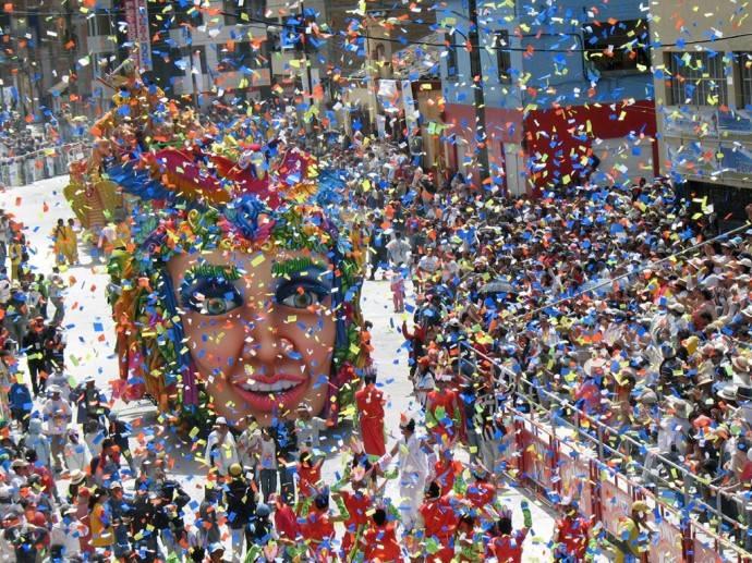 carnival sitges holidays