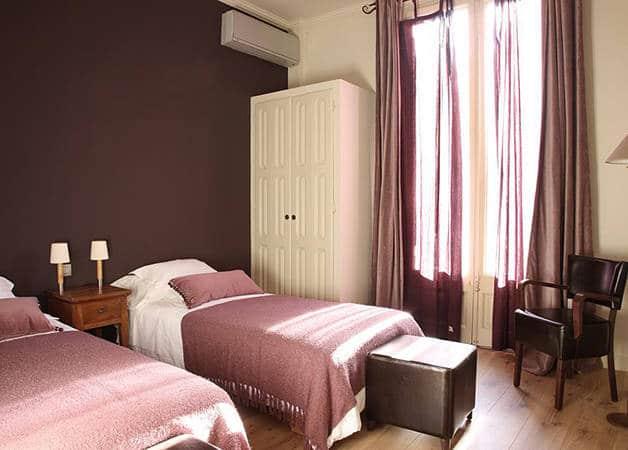 Barna House B&B bed & breakfast room