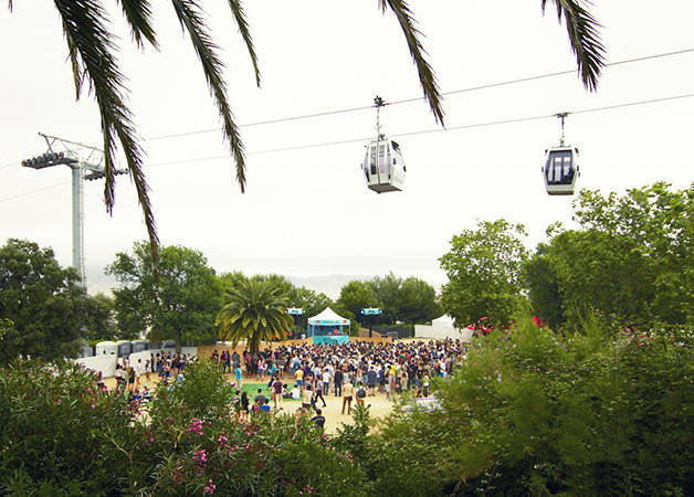 brunch in the park cable cars