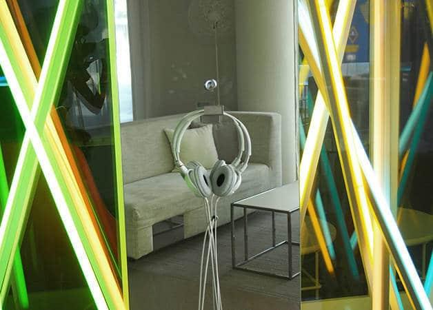 Hotel Cram design