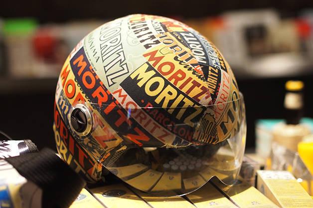 moritz store helmet