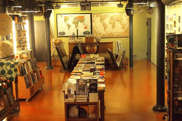 Altaïr bookshop list