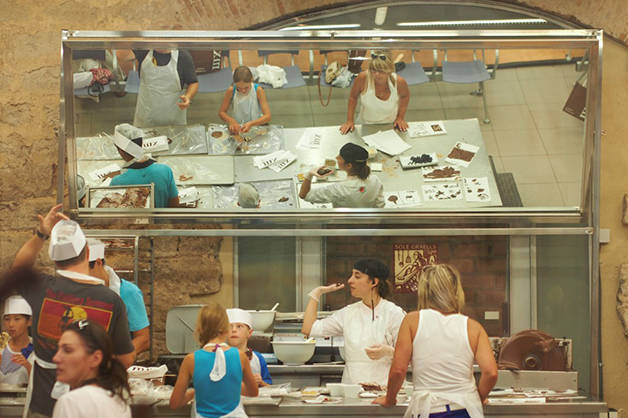 workshop chocolate museum