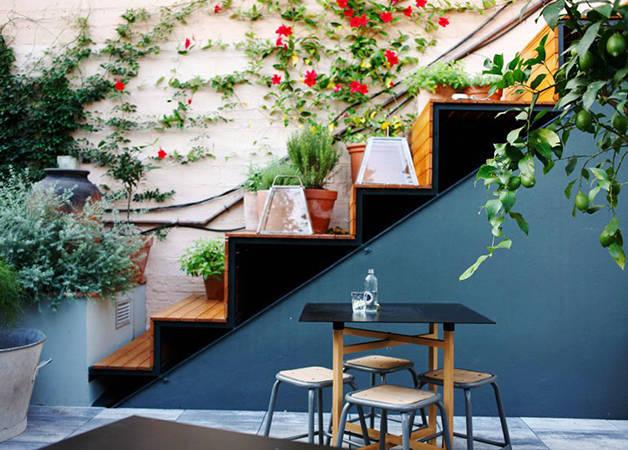 cafe federal shady terraces