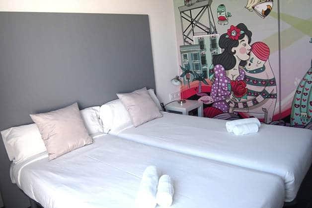 Christopher's inn double room