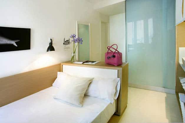 denit single room entrance