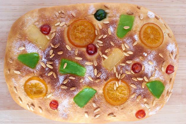 Sant Joan cake