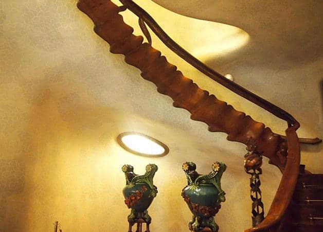 Staircase Casa Batlló