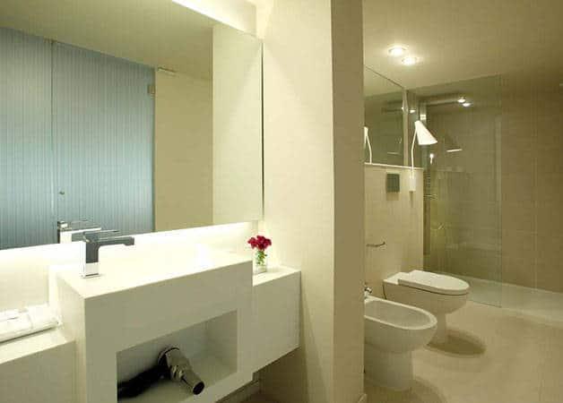 park hotel bathroom