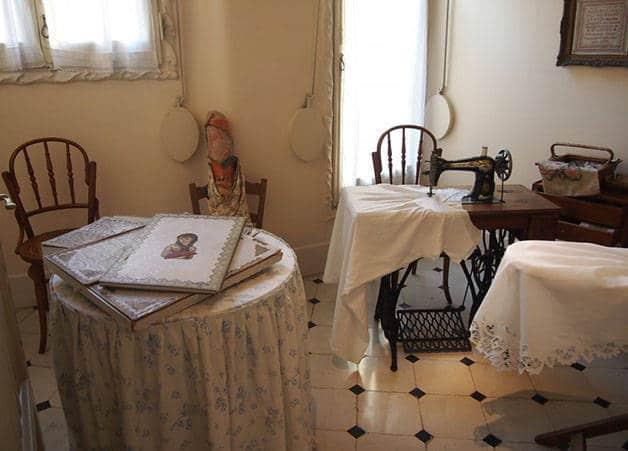 Interior La Pedrera