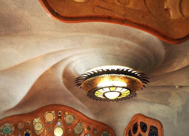 Ceiling Casa Batlló