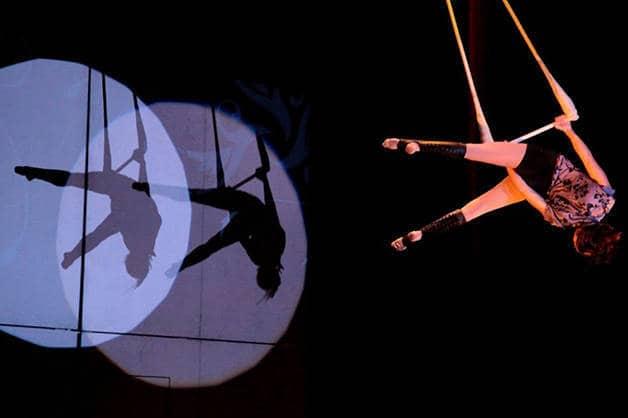 circus festival grec