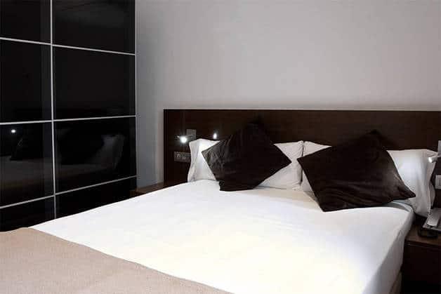 madanis bedroom