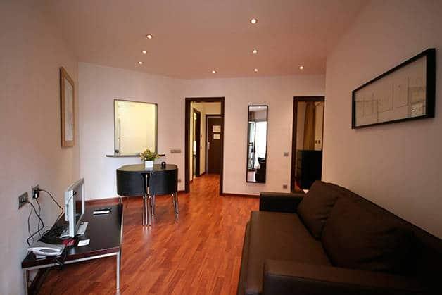 Apartment madanis lounge