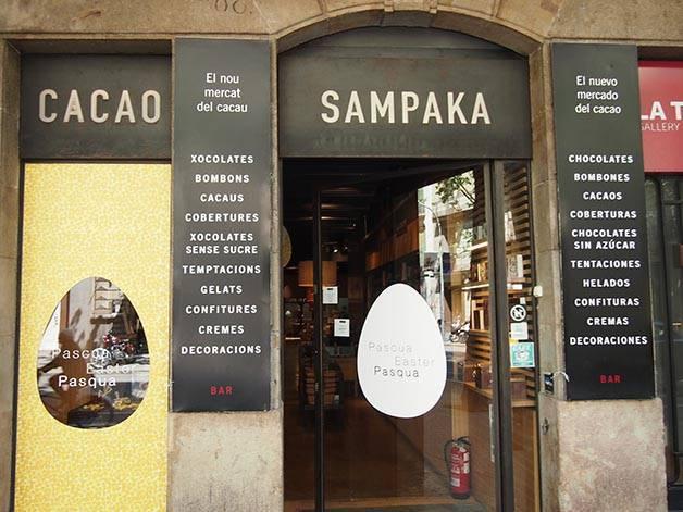cacao sampaka barcelona chocolate makers