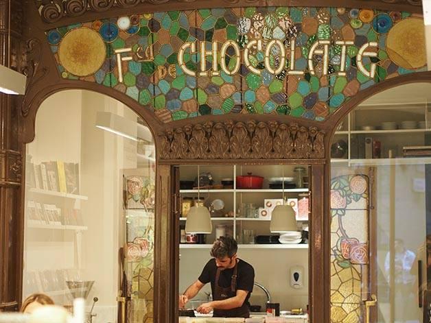 chocolate makers chök barcelona