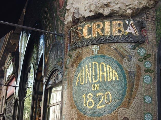 chococlate makers Barcelona: escribà