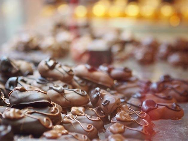 chocolate makers Barcelona : fargas