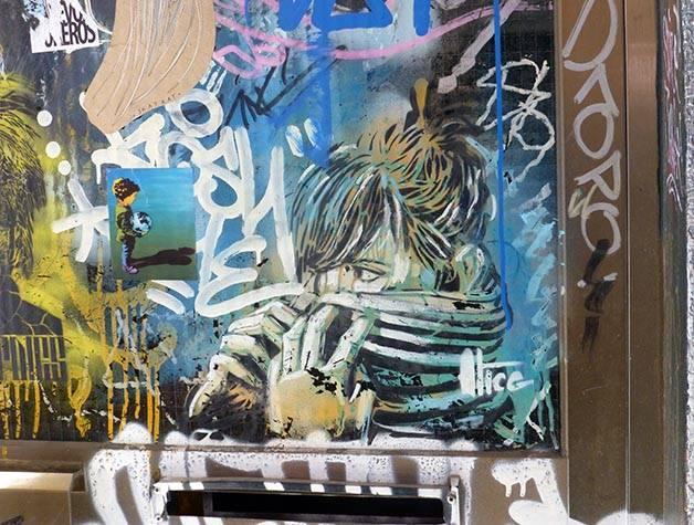 street art gothic weekend art