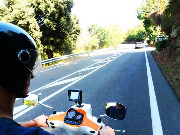 vesping GPS Barcelona