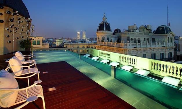Barcelona terrace week: Ohla hotel