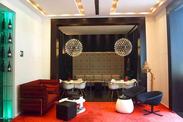 lounge sixtytwo