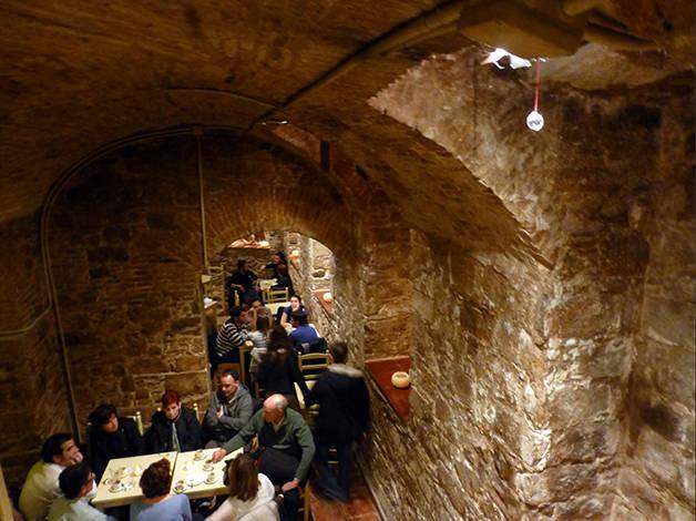 caelum.cellar Barcelona history weekend