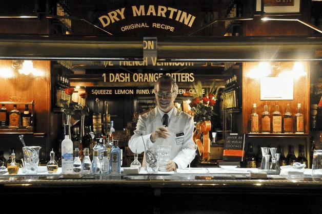 dry-martini glamorous wekend