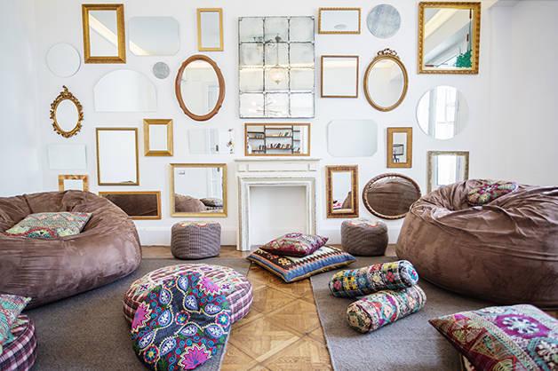 lounge casa gracia glamorous weekend