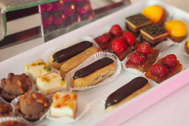 brunch barcelo raval desserts