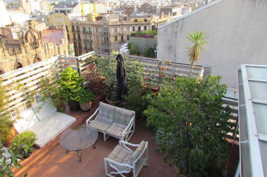 swap house terrace apartment exchange