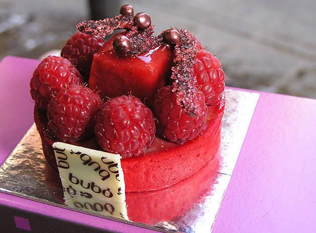 bubó summer fruits tart