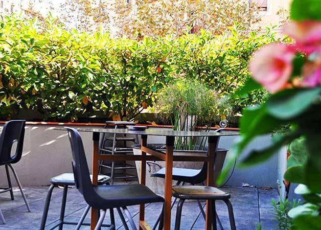 federal café terrace