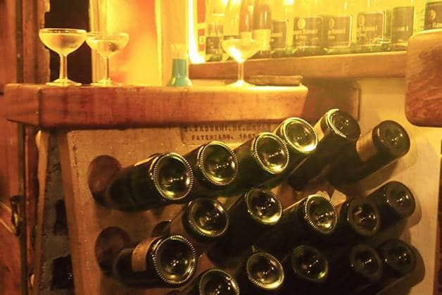 la Xampanyeria bottles