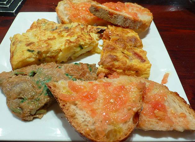 omelettes leku breakfast