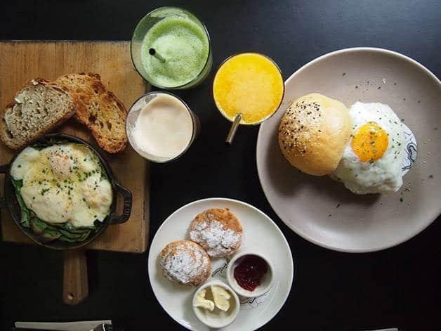 breakfast federal café