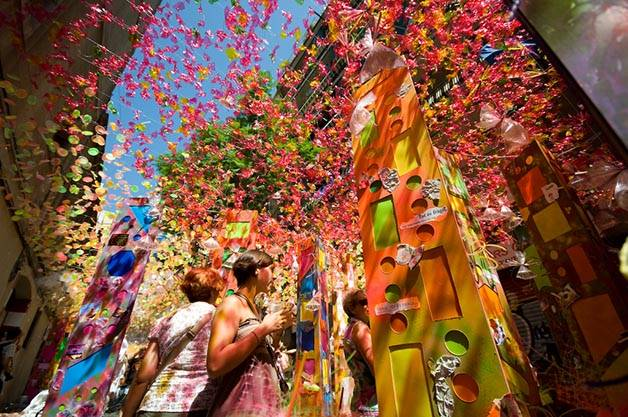 festa gracia holidays 15th of August